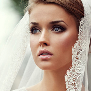 Classic Bridal Makeup Look